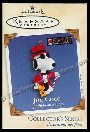 2003 Spotlight on Snoopy #6 - Joe Cool, PEANUTS