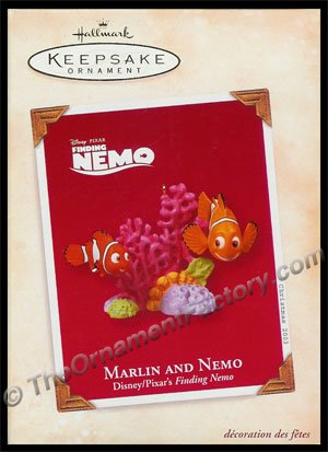 2003 Marlin and Nemo, Finding Nemo