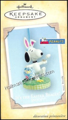 2004 Its the Easter Beagle, Peanuts