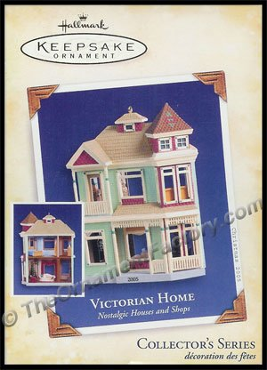 2005 Victorian Home, Nostalgic Homes and Shops - DB