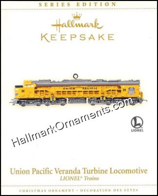 2006 Lionel #11, Union Pacific Locomotive