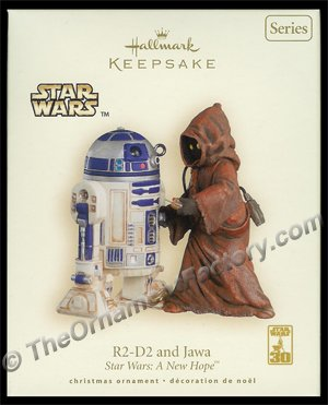 2007 R2-D2 and Jawa, Star Wars # 11 - DB