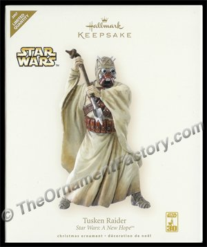 2007 Tusken Raider, Star Wars - DB