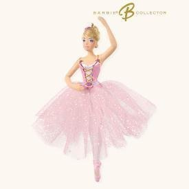 2008 Barbie Ballerina