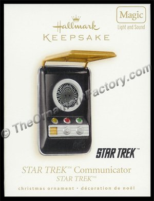 2008 Star Trek Communicator
