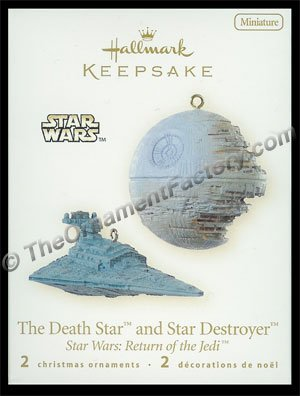 2008 The Death Star and Star Destroyer, Star Wars DB