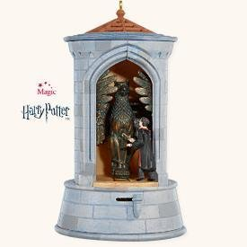 2008 Gargoyle Guard, Harry Potter