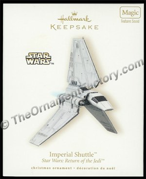 2008 Imperial Shuttle, Star Wars DB