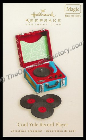 2008 Cool Yule Record Player, Magic