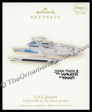 2008 U.S.S. Reliant, Star Trek - DB