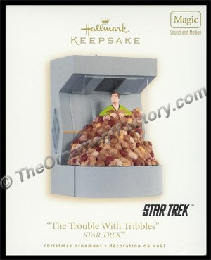 2008 The Trouble With Tribbles, Star Trek DB