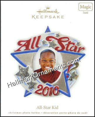 2010 All Star Kid, Magic, Photoholder