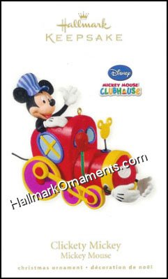 2010 Clickety Mickey, Mickey Mouse, Disney