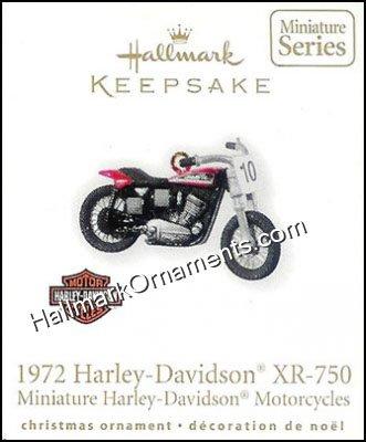 Harley-Davidson Hallmark Ornaments at The Ornament Factory