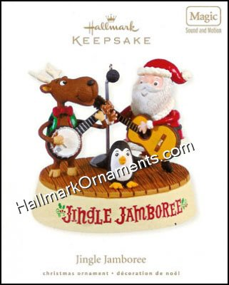 2010 Jingle Jamboree, Magic