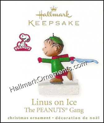 2010 Peanuts On Ice, Linus