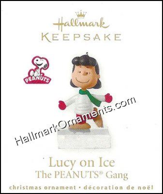 2010 Peanuts On Ice, Lucy