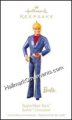 2010 SuperStar Ken, Barbie