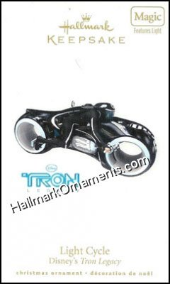 2010 Light Cycle, Tron, Magic