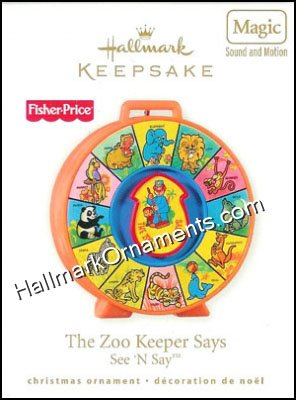 2010 Zoo Keeper Says, Fisher-Price, Magic