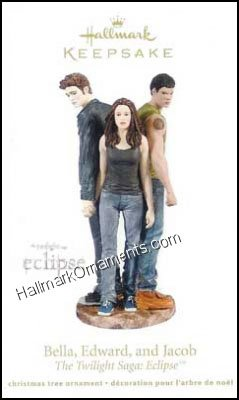 2011 Bella, Edward and Jacob, The Twilight Saga