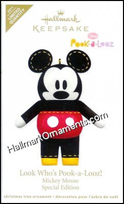 2011 Look Who's Pook-a-Looz!, Mickey Mouse, LIMITED QTY
