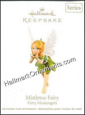 2011 Mistletoe Fairy, Fairy Messenger #7