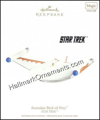 2011 Romulan Bird of Prey, Star Trek