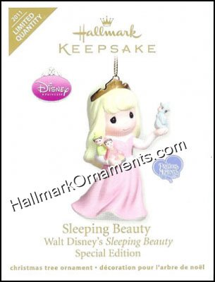 2011 Sleeping Beauty, Precious Moments, LIMITED QUANTITY - RARE
