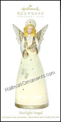 2011 Starlight Angel, Club Ornament