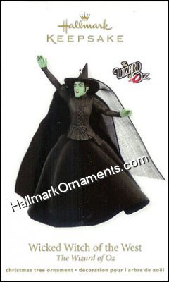 2011 Wicked Witch of the West, The Wizard of Oz DB