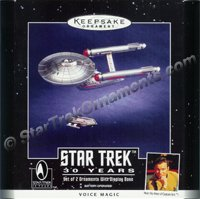 1996 30 Year Anniversary Enterprise Set