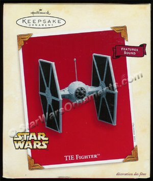 2003 TIE Fighter, Star Wars - DB