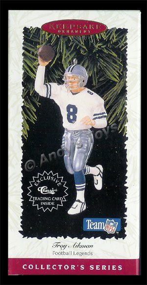 1996 Troy Aikman, Football Legends #2 DB