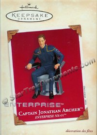 2003 Captain Jonathan Archer, Star Trek
