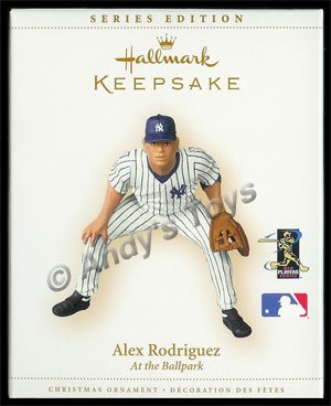 2006 Alex Rodriguez, At the Ballpark #11