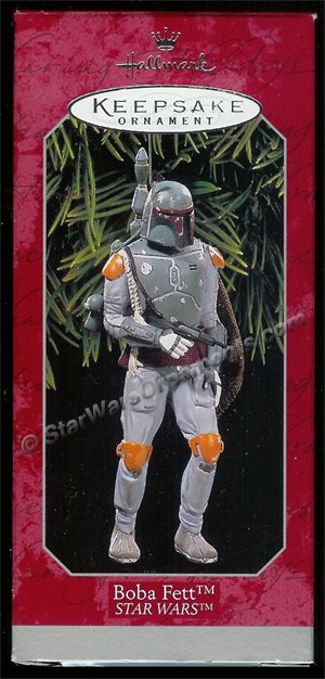 1998 Boba Fett, Star Wars - DB