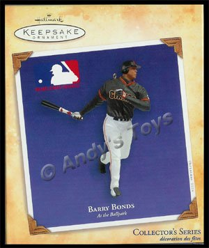 2004 Barry Bonds, At the Ballpark #9