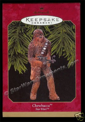 1999 Chewbacca, Star Wars - DB