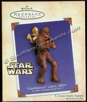 2004 Chewbacca and C-3PO, Star Wars #8