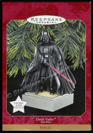1997 Darth Vader, Star Wars - DB
