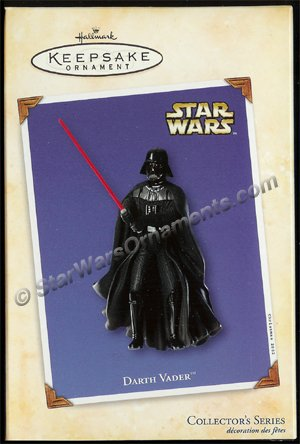 2002 Darth Vader, Star Wars #6, DB