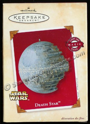 2002 Death Star, Star Wars DB