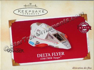 2002 Delta Flyer, Star Trek