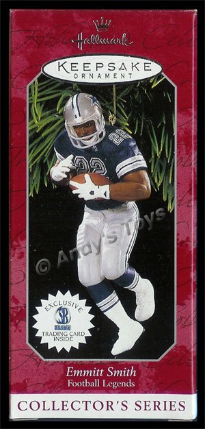 1998 Emmitt Smith, Football Legends #4 -NT