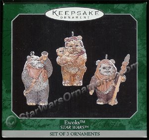 1998 Ewoks, Star Wars DB