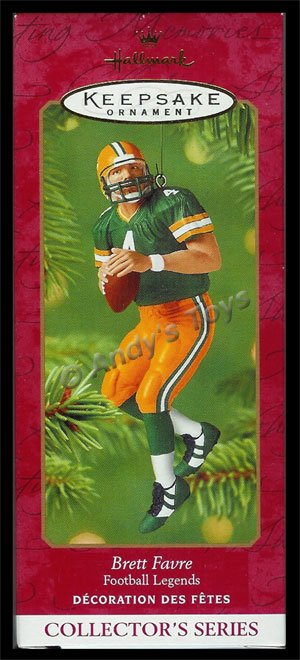 2001 Brett Favre, Football Legends #7