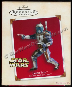 2002 Jango Fett, Star Wars - DB