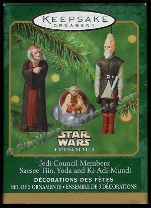 2000 Jedi Council, Star Wars