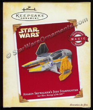 2005 Anakin's Jedi Starfighter, Star Wars